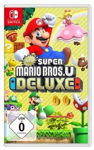 Switch Spiel New Super Mario Bros U Deluxe-Copy    B-Ware - der Artikel ist neu - die Verpackung wurde beschädigt