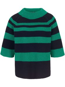 Pullover Raglan-Halbarm Laurèl mehrfarbig