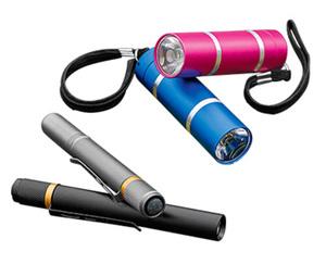 LIGHTWAY®  1 W LED Taschenlampe