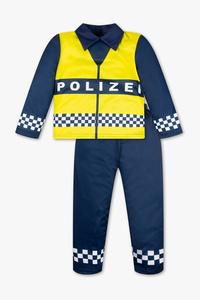 Polizei-Kostüm - 2 teilig