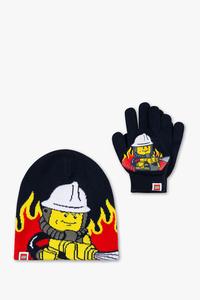 Lego - Set - Mütze und Handschuhe