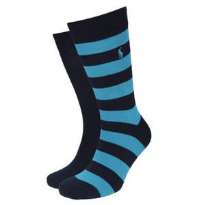 POLO RALPH LAUREN             Socken, 2er-Pack, Logo-Stickerei