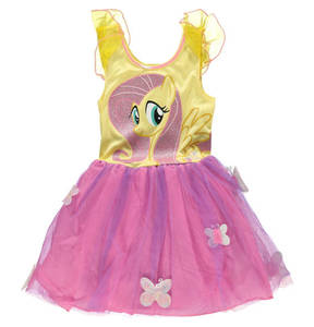 Rubie´s             Fluttershy Kostüm, My little Pony, Kinder