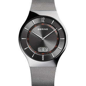 Bering Herrenuhr Radio Controlled 51640-077