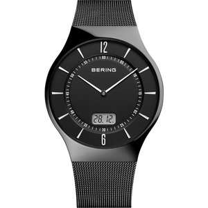 Bering Herrenuhr Radio Controlled 51640-222
