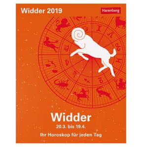 Harenberg             Widder Sternzeichenkalender