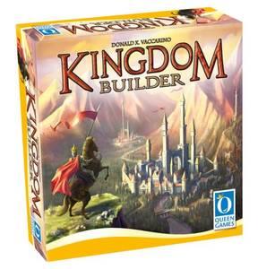 """Queen Games             """"Kingdom Builder - Spiel des Jahres 2012"""""""