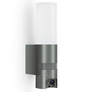 Steinel LED Kameraleuchte L 600 CAM 14,3W IP44 781LM 3000K Alu anthrazit