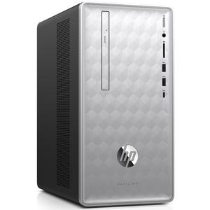 HP Pavilion Desktop 590-p0051ng AMD Ryzen 5 2600, 8GB RAM, 1TB, 256GB SSD, RX 550, Win10
