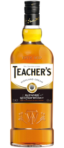 Teachers Highland Blended Scotch Whisky 0,7 ltr