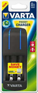Varta Pocket Charger 1 Stk