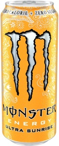 Monster Ultra Sunrise Energydrink 0,5 ltr