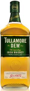 Tullamore Dew Irish Whiskey 0,7 ltr