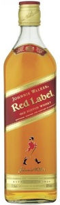 Johnnie Walker Red Label Blended Whisky 0,7 ltr