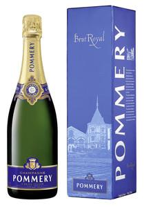 Pommery Champagner Brut Royal  0,75 ltr