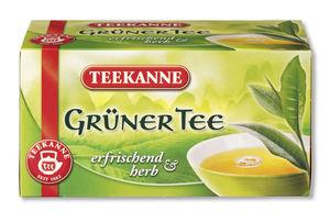 Teekanne Grüner Tee 20x 1,75 g