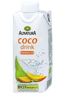 Alnatura Bio Coco Drink Mango 0,33 ltr