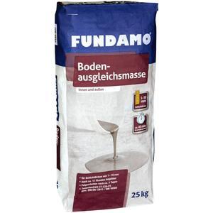 Fundamo              Bodenausgleichmasse, 25 kg