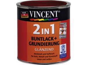Vincent              2in1 Buntlack purpurrot