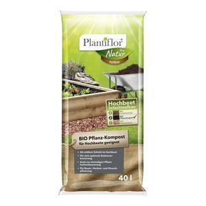 Plantiflor              BIO Pflanz-Kompost, 40 L