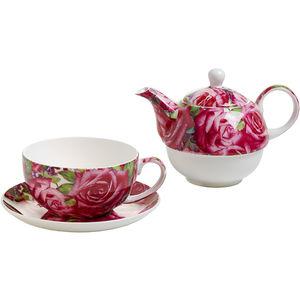 Maxwell Williams Tee-Set Tea-4-One Edelrose