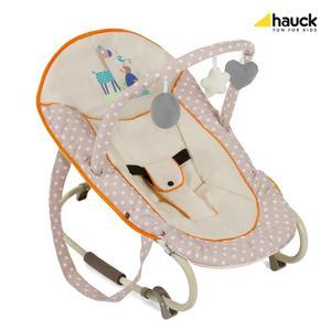 Hauck Babywippe Bungee de Luxe animals