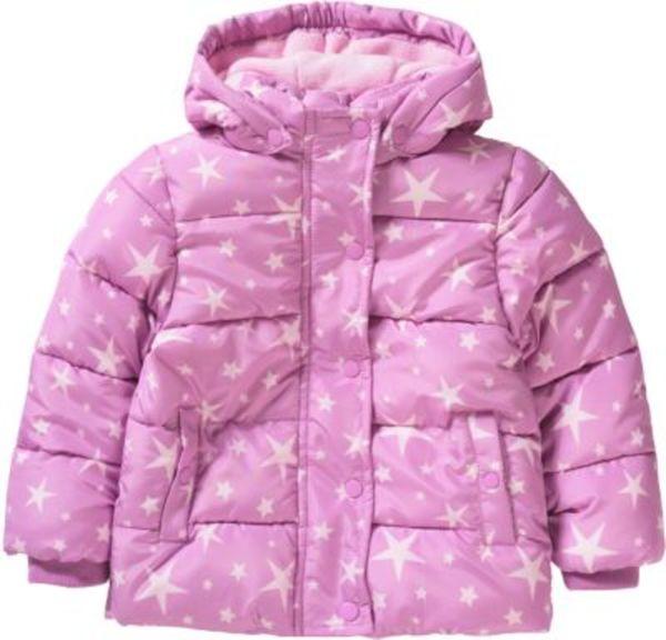 Baby Winterjacke Gr. 80 Mädchen Kleinkinder