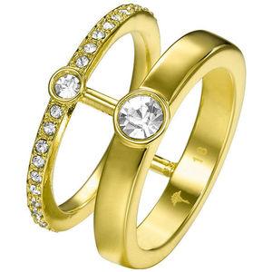 """Joop! Ring """"Delicate JPRG00003B"""", Metall"""