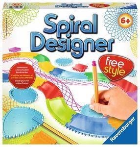 Ravensburger Mandala-Designer - Spiral Designer Freestyle