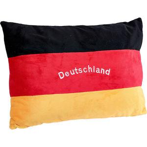 Kuschelwuschel Deutschland Kissen, ca. 45x30 cm