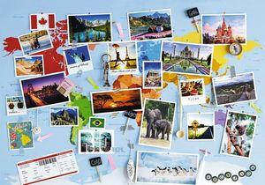 Ravensburger Reise um die Welt, 1000 Teile