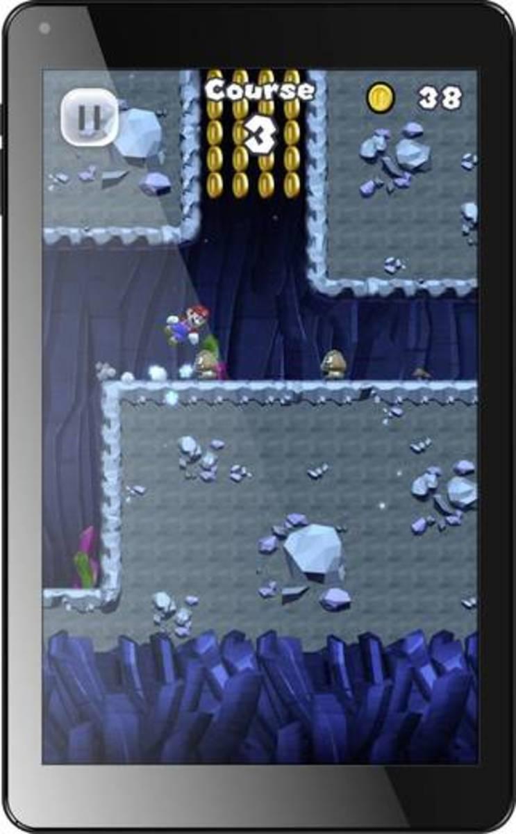 Bild 3 von Odys ODYS Xelio 10 Pro 4G/LTE Android-Tablet 25.7 cm (10.1 Zoll) 16 GB LTE/4G, Wi-Fi, GSM/2G, UMTS/3G Schwarz 1.3 GHz Q