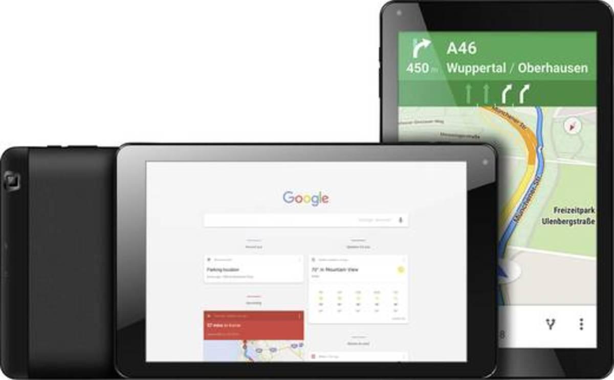 Bild 5 von Odys ODYS Xelio 10 Pro 4G/LTE Android-Tablet 25.7 cm (10.1 Zoll) 16 GB LTE/4G, Wi-Fi, GSM/2G, UMTS/3G Schwarz 1.3 GHz Q