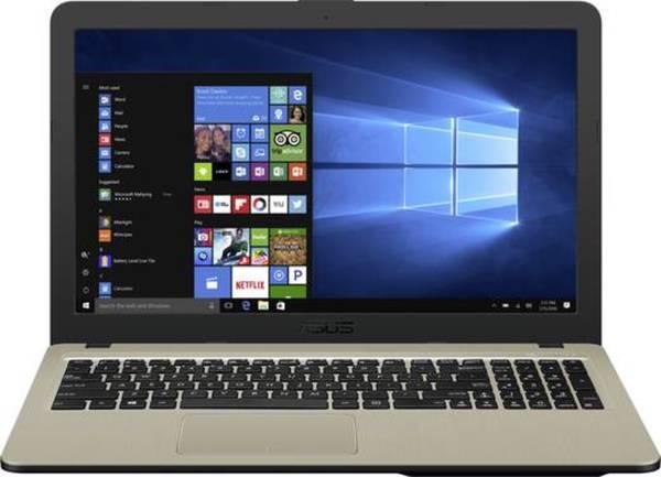 Asus VivoBook 15 F540LA-XX1460T 39.6 cm (15.6 Zoll) Notebook Intel Core i3 8 GB 256 GB SSD Intel HD Graphics 5500 Wind