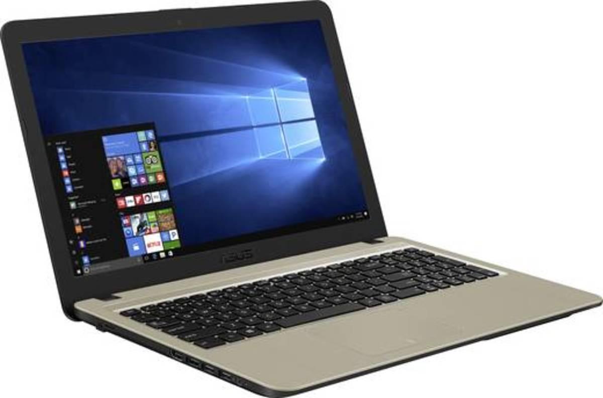 Bild 2 von Asus VivoBook 15 F540LA-XX1460T 39.6 cm (15.6 Zoll) Notebook Intel Core i3 8 GB 256 GB SSD Intel HD Graphics 5500 Wind