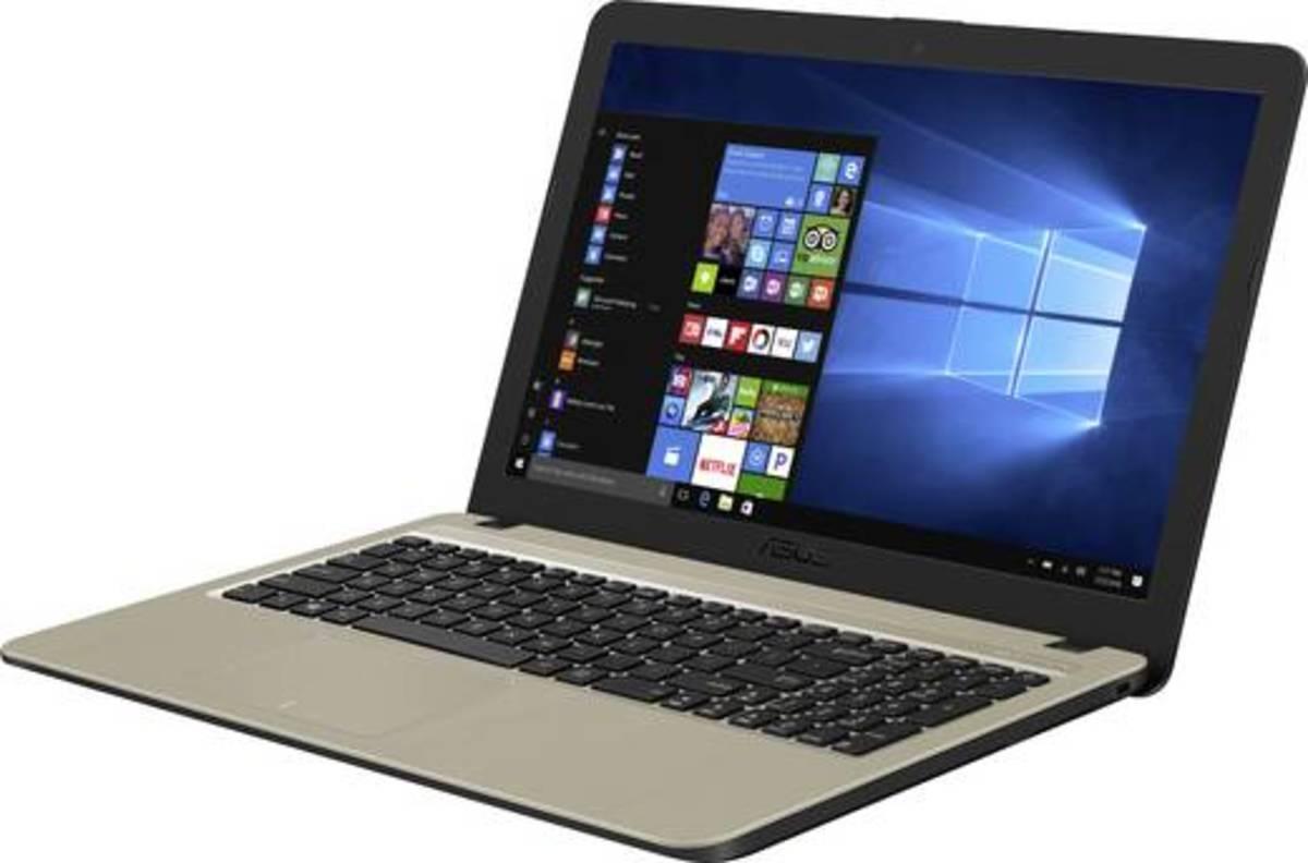 Bild 3 von Asus VivoBook 15 F540LA-XX1460T 39.6 cm (15.6 Zoll) Notebook Intel Core i3 8 GB 256 GB SSD Intel HD Graphics 5500 Wind