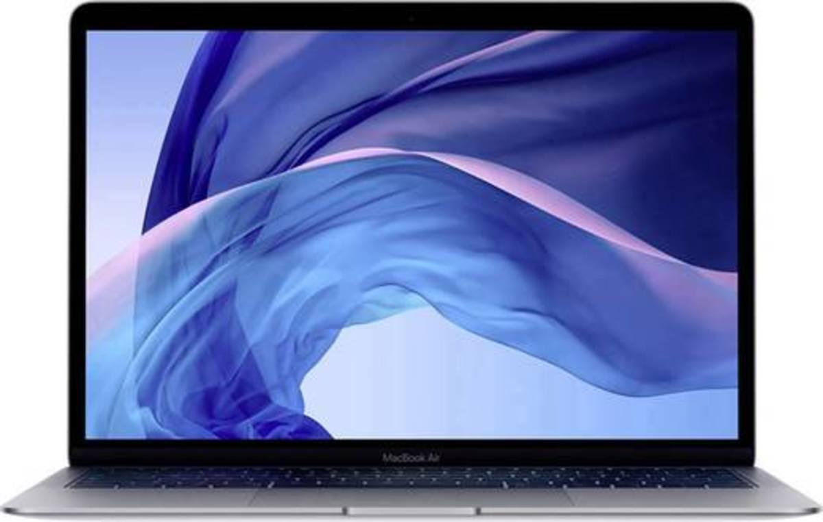 Bild 1 von Apple MacBook Air 33 cm (13 Zoll) Intel Core i5 8 GB 256 GB SSD Intel UHD Graphics MacOS Spacegrau