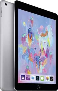 Apple iPad 9.7 (März 2018) WiFi 128 GB Spacegrau