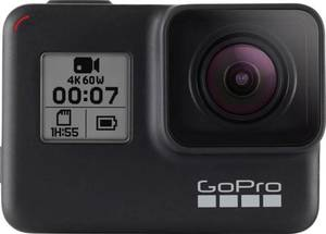 GoPro HERO 7 Action Cam Full-HD, Wasserfest, Touch-Screen, 4K