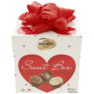 Socado Schokoladen-Geschenkbox