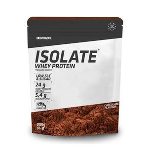 Proteinpulver Eiweißpulver Whey Protein Isolate Schoko 900 g