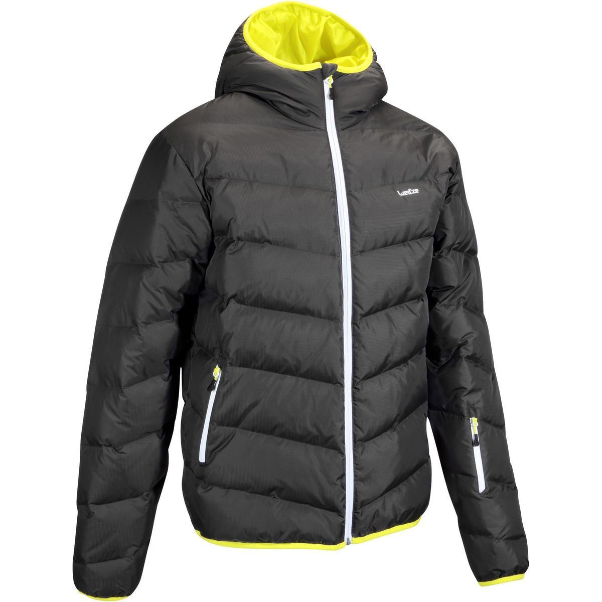 Bild 1 von Skijacke 500 Warm Herren grau