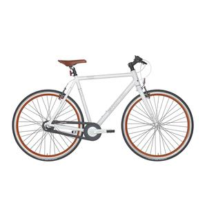 City-Bike 28 City Speed 500 Nexus 3 weiß/braun