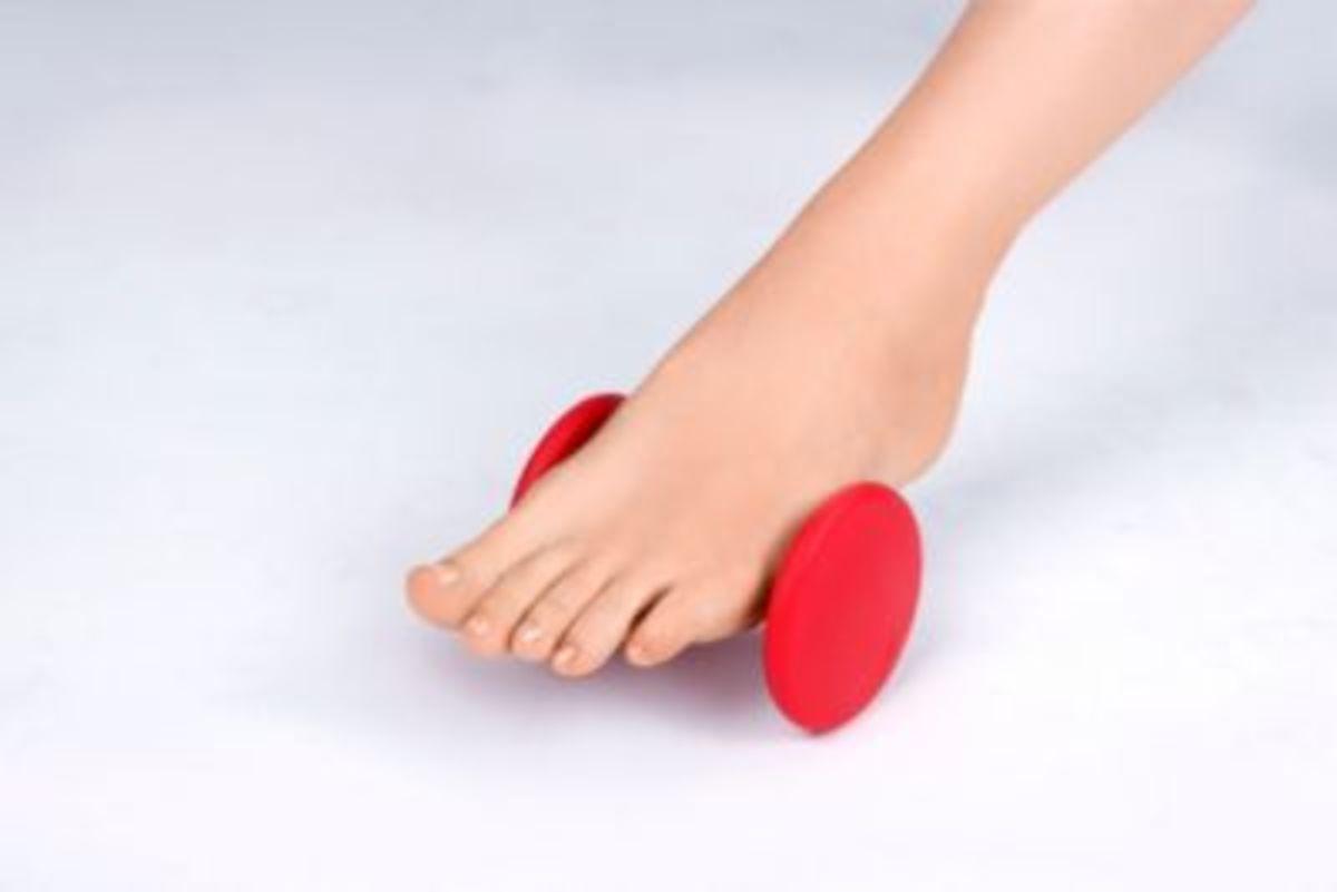 Bild 2 von Vital Comfort Faszien-Fußroller