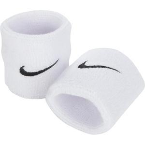 Schweißband Nike Tennis Handgelenk 2er Pack weiß