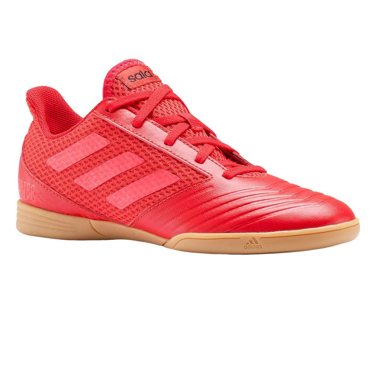 Bild 1 von Hallenschuhe Futsal Fußball Predator Tango 4 FS19 Kinder rot