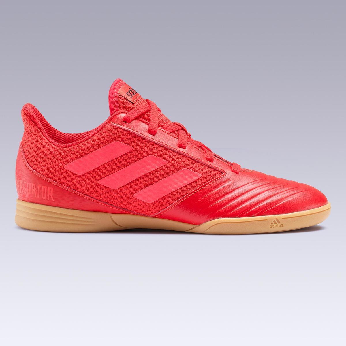 Bild 2 von Hallenschuhe Futsal Fußball Predator Tango 4 FS19 Kinder rot