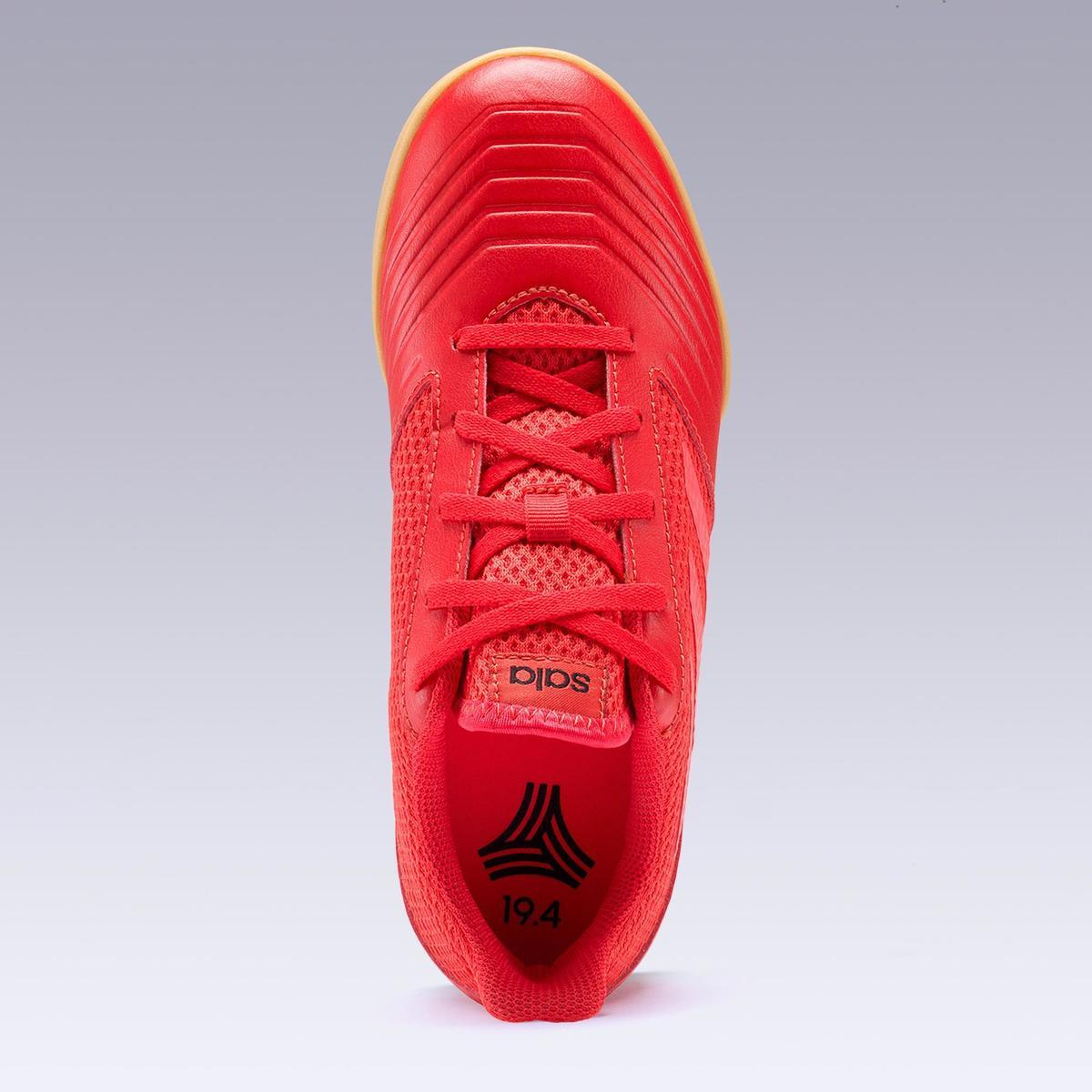 Bild 4 von Hallenschuhe Futsal Fußball Predator Tango 4 FS19 Kinder rot