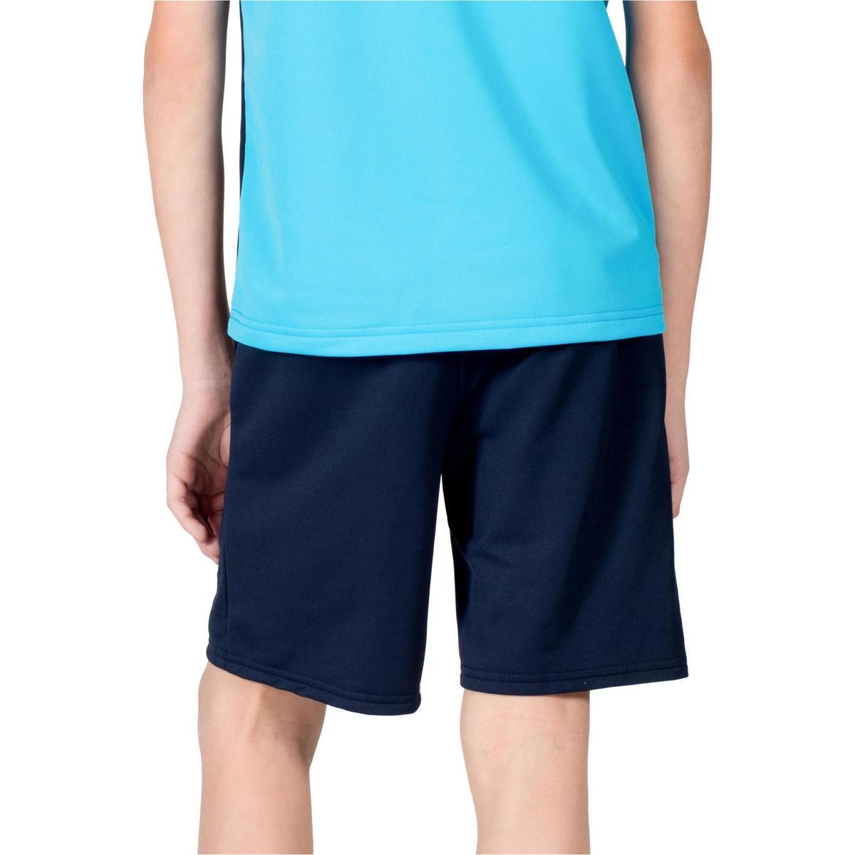 Bild 5 von Feldhockey-Shorts FH100 Kinder hellblau/dunkelblau