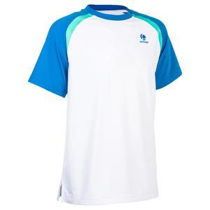 T-Shirt 500 Kinder weiß